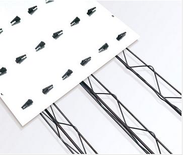 装配式钢筋桁架楼承板