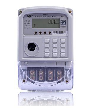 威胜-DDSD101-5单相电子式预付费电能表(CPU卡预付费)