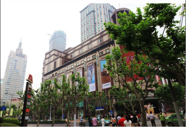 上海梅龙镇广场