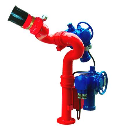 PSKD系列电动可调式消防水炮