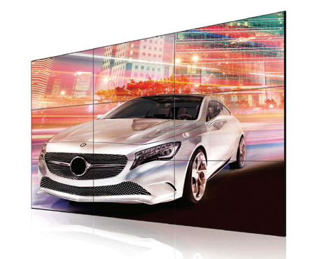 LG 47WV50MS 超窄边框拼接显示器