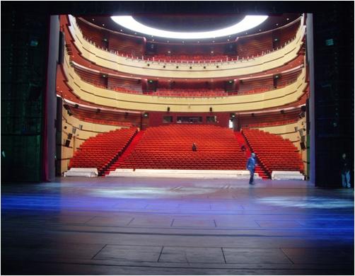 舞台专业地板