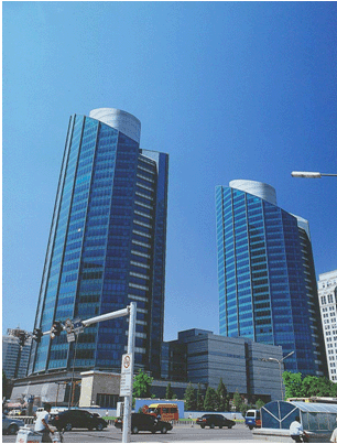 LG双塔大厦