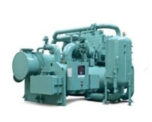 双压缩机串联水冷离心式冷水机组