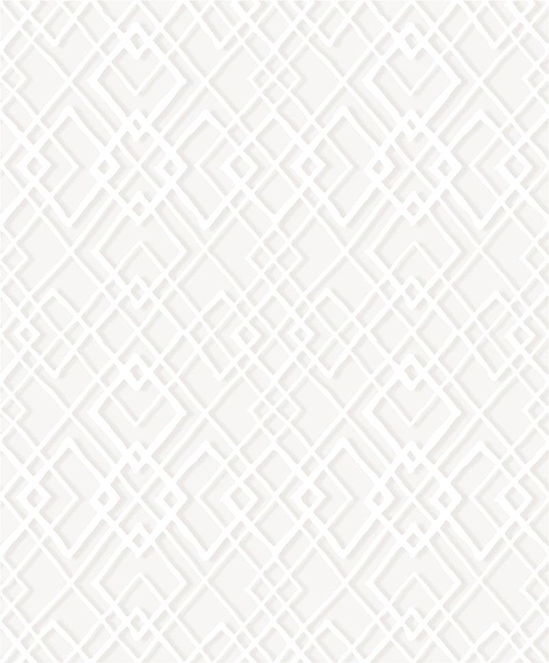 玉兰 NVP311304系列菱格窗中国风墙纸/壁纸