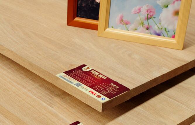 百强 水曲柳无节集成板/无甲醛40mm实木板材/纹理清晰/美观舒适