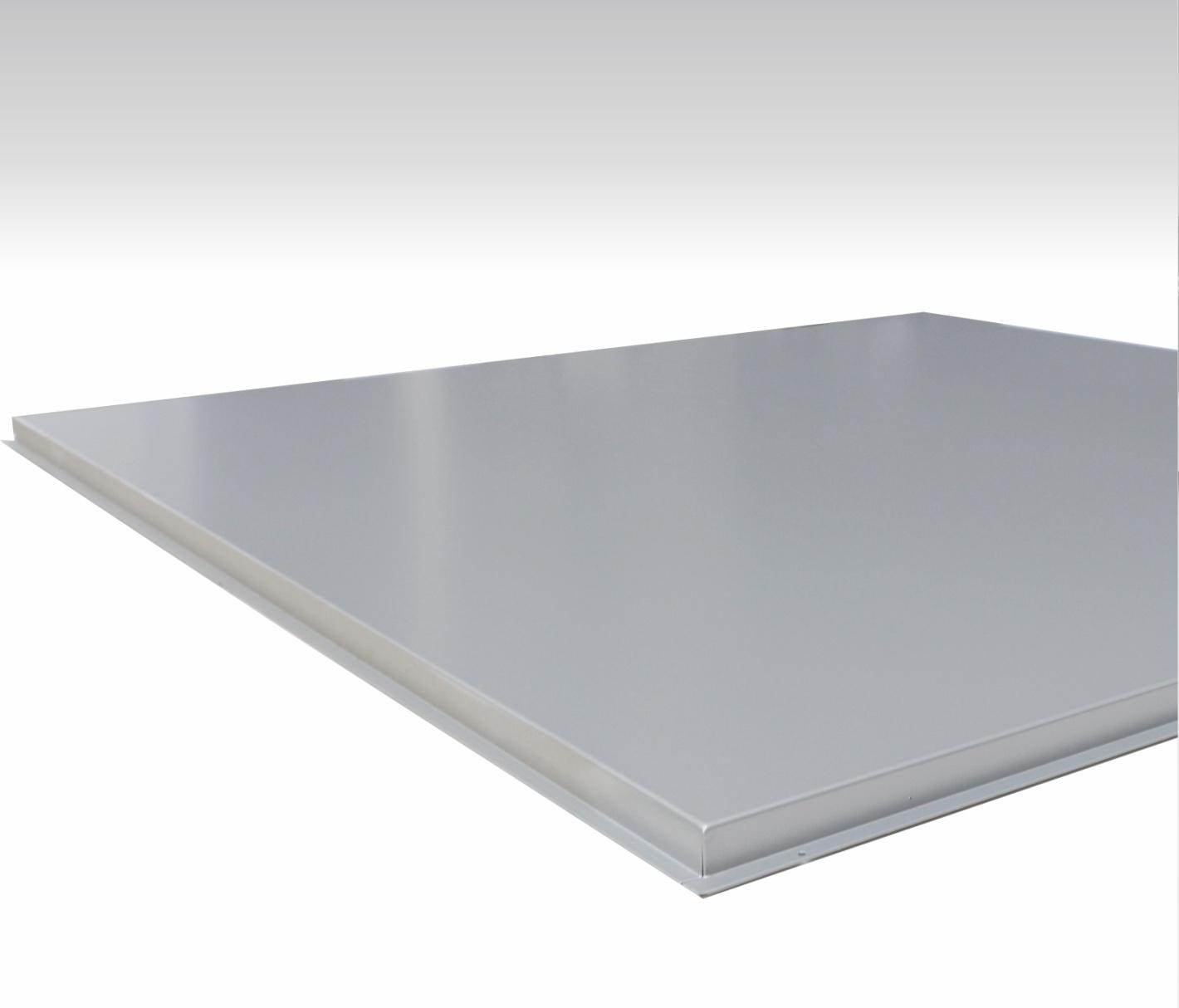 铝单板明槽集成系统
