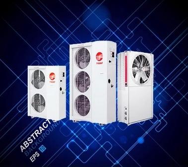 户式风冷热泵冷水中央空调(CGAR0306)