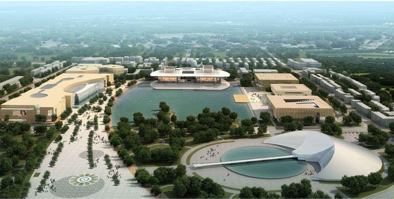 天津市文化中心