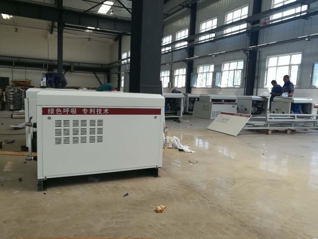 工业型热水供热空调新风防冻调控机组