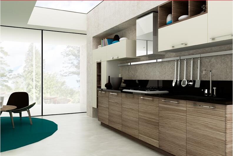 雕刻全屋厨柜
