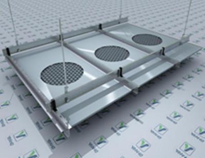 普基金属铝蜂窝板