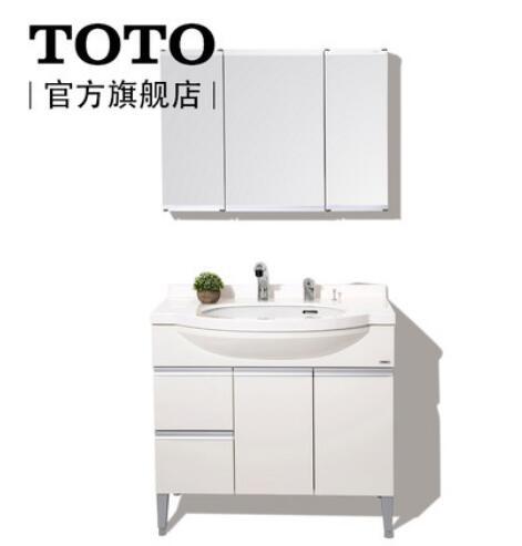 组合浴室柜LDKW903W+LMAW903+DL319C2