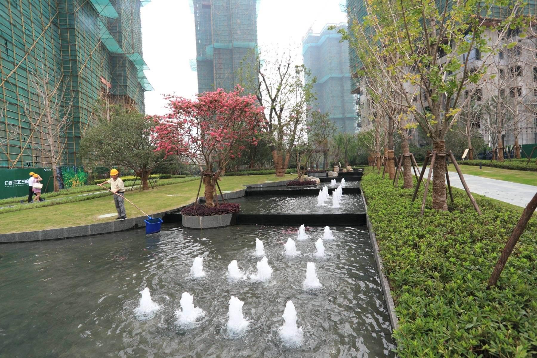 仁恒江湾城