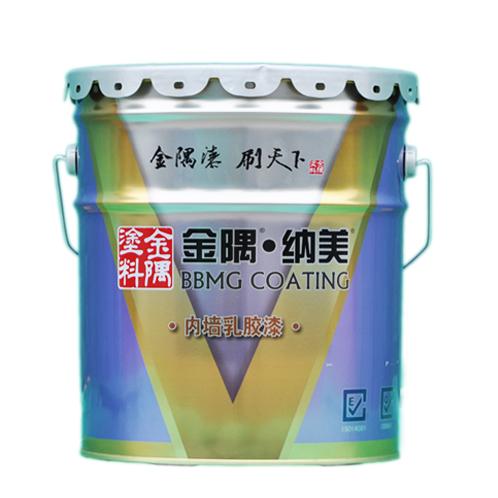 金隅 纳美内墙乳胶漆/合成乳液内墙涂料