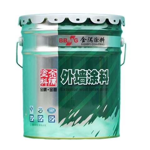 金隅 树脂乳液外墙涂料/水性环保外墙涂饰漆