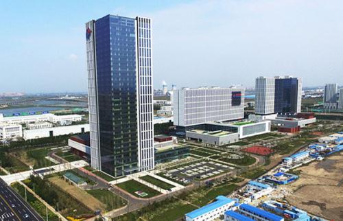 中海油天津研发产业基地