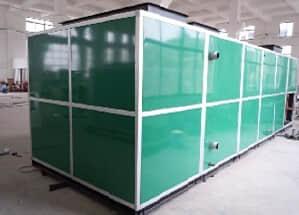 迪曼德 柜式三集一体室内泳池恒温除湿热泵机组