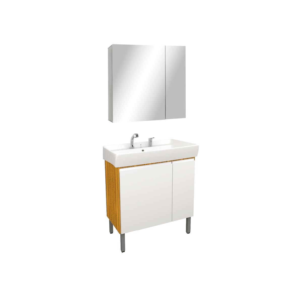 美标 新摩登系列落地式浴室柜750